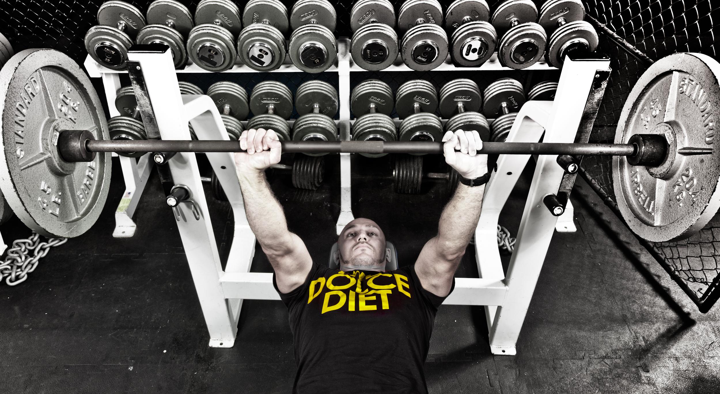 Arnold Schwarzenegger trainingsschema voor de borst 2