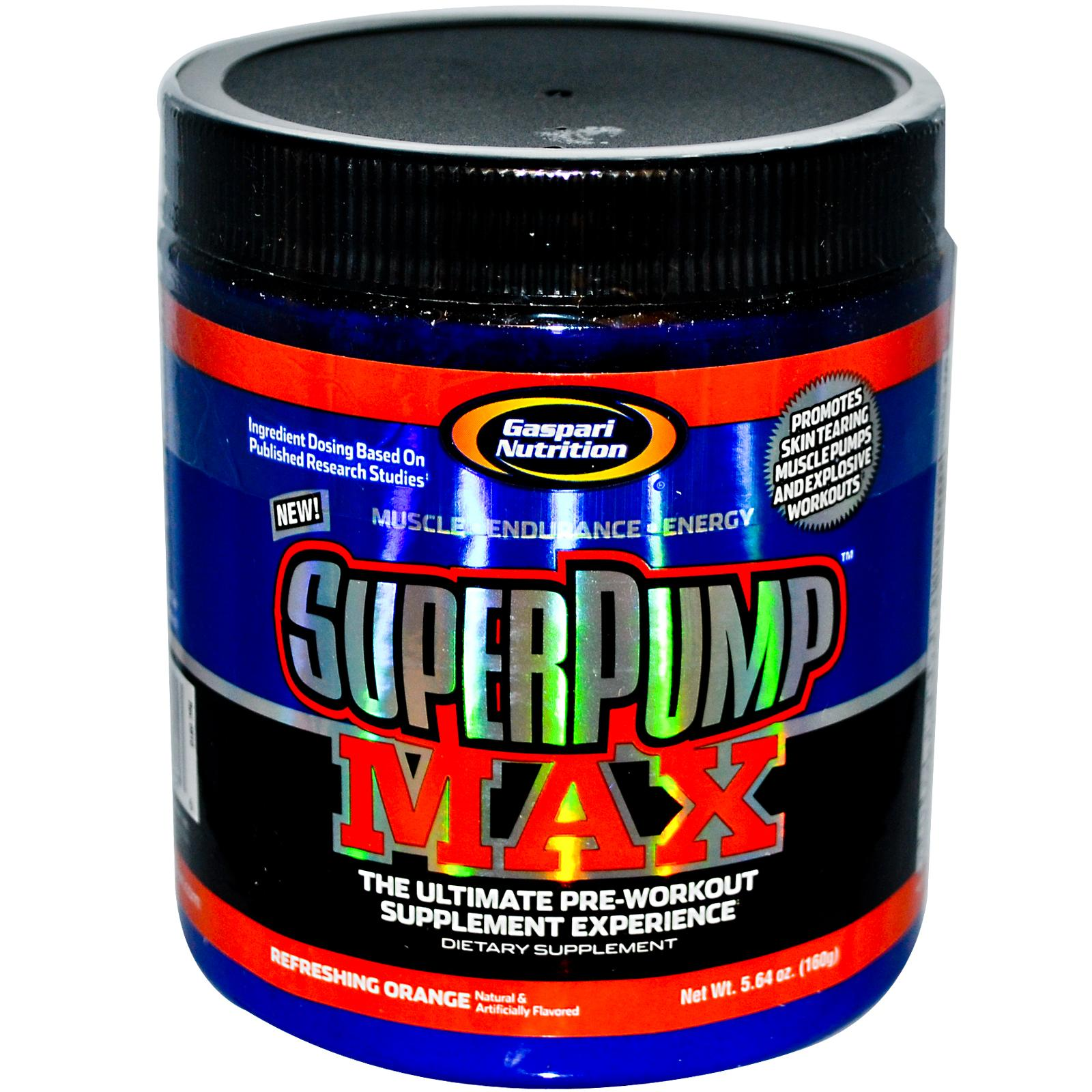 Wat is een pre workout supplement 6