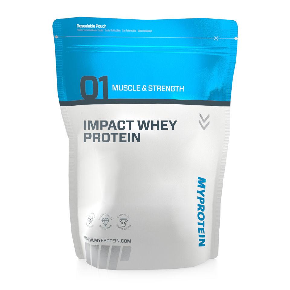 Impact whey proteïne van Myprotein.com 9