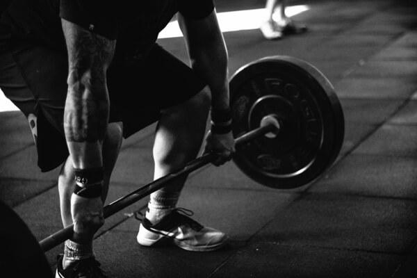 Fitness schema: 5x5 voor massa opbouwen 1