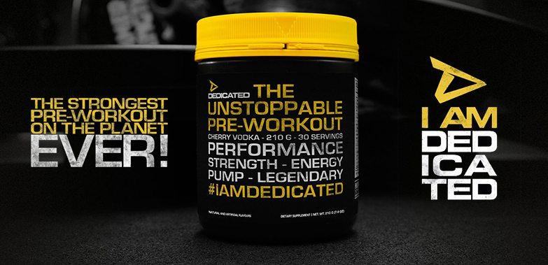 Review: Unstoppable van Dedicated Nutrition 10
