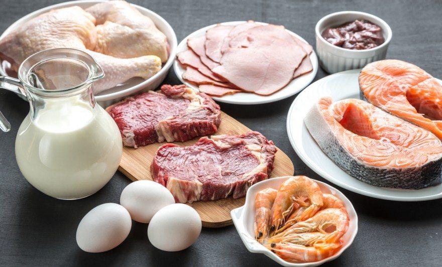 Eiwitrijk voedsel, het beste eiwitrijke eten 9